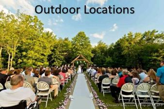 Columbus, Ohio Wedding Venues Outdoor